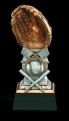 GOLD GLOVE RESIN AWARD 7""