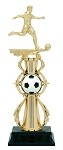 SOCCER WREATH TROPHY