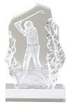 Sculpted Golf Award (Swing)
